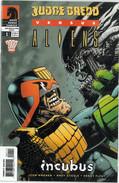 Judge Dredd vs Aliens 1