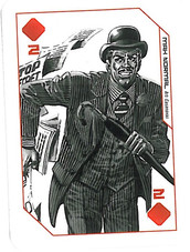 Playing Cards Megazine: Two of Diamonds