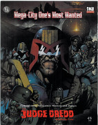Mongoose: Mega-City One's Most Wanted