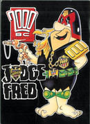 Judge Fred Greeting Card