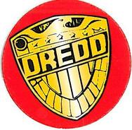 Judge Dredd Comic Spug 50