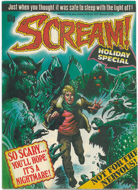 Scream Holiday Special 1987