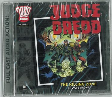 Judge Dredd: The Killing Zone
