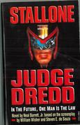 Judge Dredd 1995 Novel
