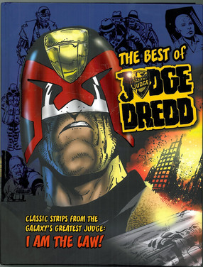 Judge Dredd: The Best of Judge Dredd