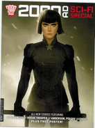 2000ad Sci-Fi Special 2018 Webshop Exclusive Cover