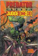 Predator vs Judge Dredd Trade Paperback