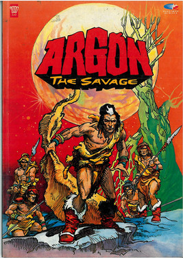 Argon The Savage 1