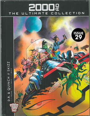 2000ad The Ultimate Collection: DR and Quinch
