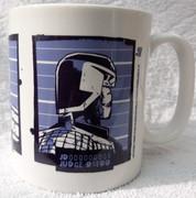 Judge Dredd Mug Shot Mug