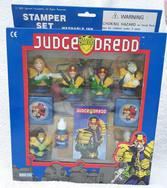 Judge Dredd Large Stamper Set