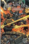 Judge Dredd vs Lobo