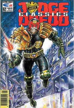 Judge Dredd Classics 62