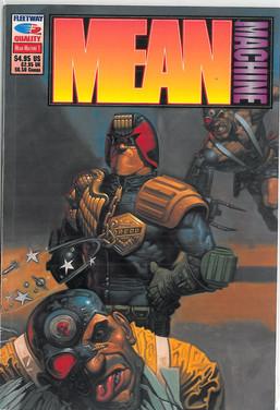 Special: Mean Machine