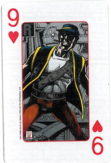 Playing Cards SFX: Nine of Hearts