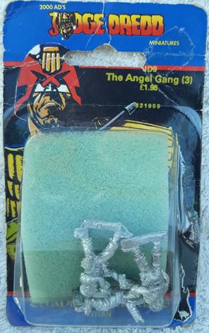 Citadel Blister Judge Dredd: JD9 Angel Gang