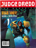 Judge Dredd Megazine Vol 2 Number 17