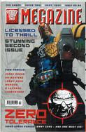 Judge Dredd Megazine Vol 4 Number 2