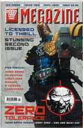 Judge Dredd Megazine Vol 4 Number 2