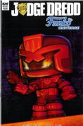 Judge Dredd Funko Universe 1 Cover A