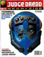 Judge Dredd Megazine Vol 3 Number 22