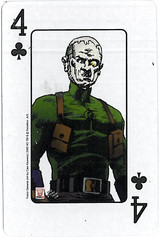 Playing Cards SFX: Four of Clubs