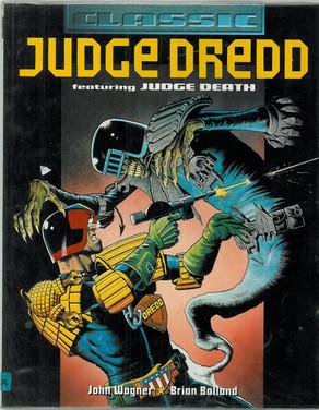 Judge Dredd: Classic Judge Dredd