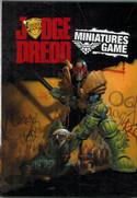 Mongoose: Judge Dredd MIniatures Game Rule Book