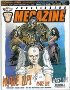 Judge Dredd Megazine Vol 5 Number 217