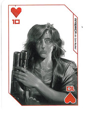 Playing Cards Megazine: Ten of Hearts