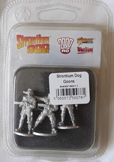 Warlord Blister: Strontium Dog Goons