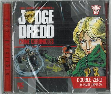 Judge Dredd: Crime Chronicles - Double Zero