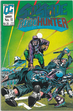 Robo-Hunter 11