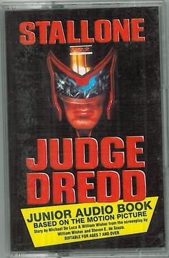 Stallone Judge Dredd Junior Book