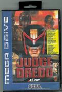 Mega drive: Judge Dredd