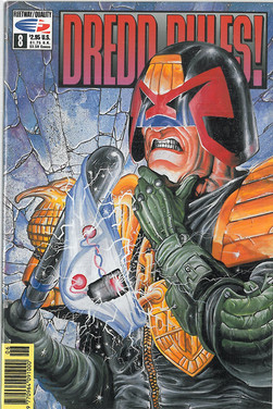 Dredd Rules 8