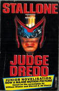 Judge Dredd 1995 Junior Novelisation