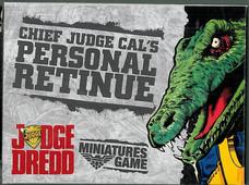 Mongoose: Boxset Chief Judge Cal's Personal Retinue
