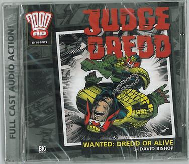 Judge Dredd: Wanted Dredd or Alive