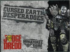 Mongoose: Boxset Cursed Earth Desparadoes