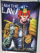 Judge Dredd Banner