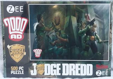 Judge Dredd Jigsaw