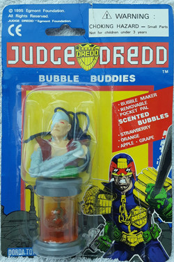 Mean Machine Bubble Buddies (String Attached)
