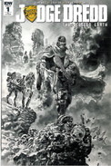 Judge Dredd Blessed Earth 1 Cover RI