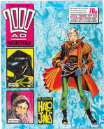 Best of 2000ad Monthly 40