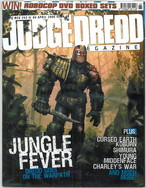 Judge Dredd Megazine Vol 5 Number 243