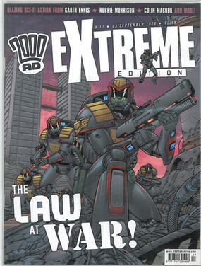 2000ad Extreme Edition 17