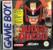 Game Boy: Judge Dredd