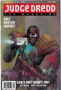 Judge Dredd Megazine Vol 2 Number 2