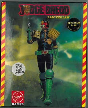 Spectrum: Judge Dredd Large Box